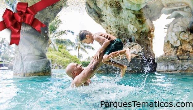 En estas fiestas, vacaciones en Aulani Disney Resort & Spa