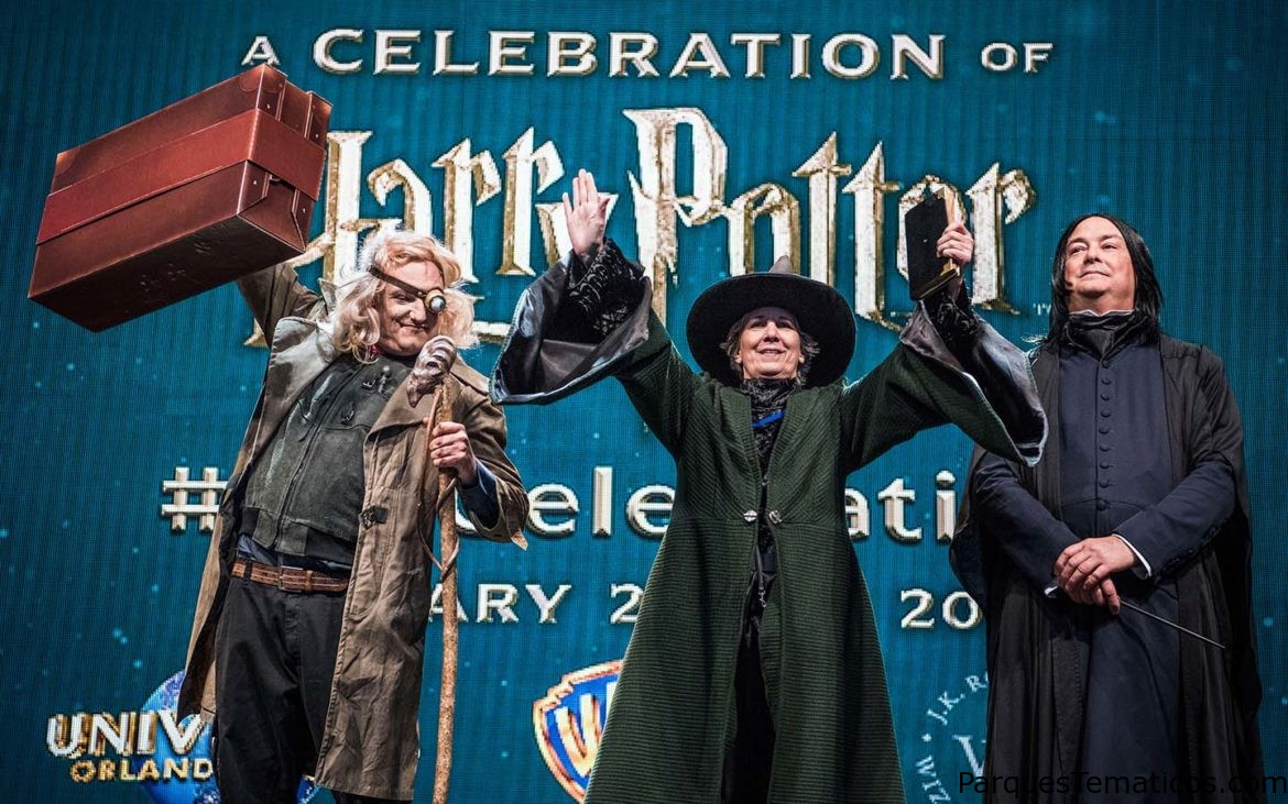 "INCLUSO MÁS MAGIA LLEGA A ""A CELEBRATION OF HARRY POTTER"""