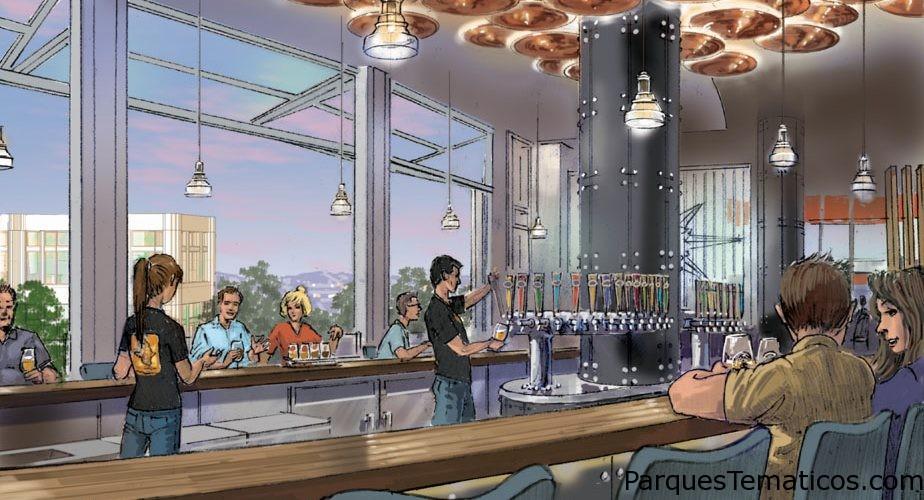 Disneyland Resort reimagina Downtown Disney District en 2018 con nuevos e innovadores establecimientos y remodelaciones