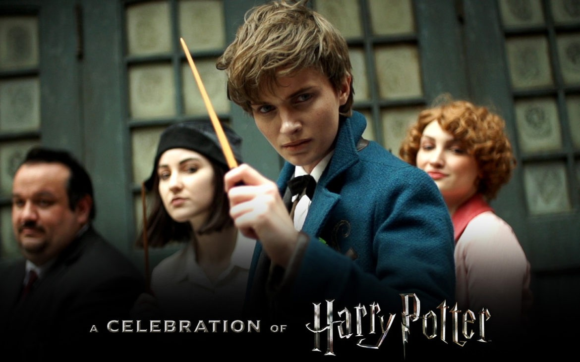 UN FIN DE SEMANA MÁGICO EN A CELEBRATION OF HARRY POTTER 2018