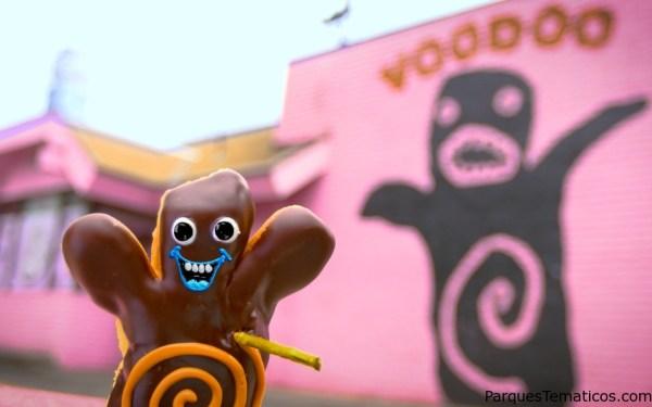 Voodoo Donut a Universal CityWalk