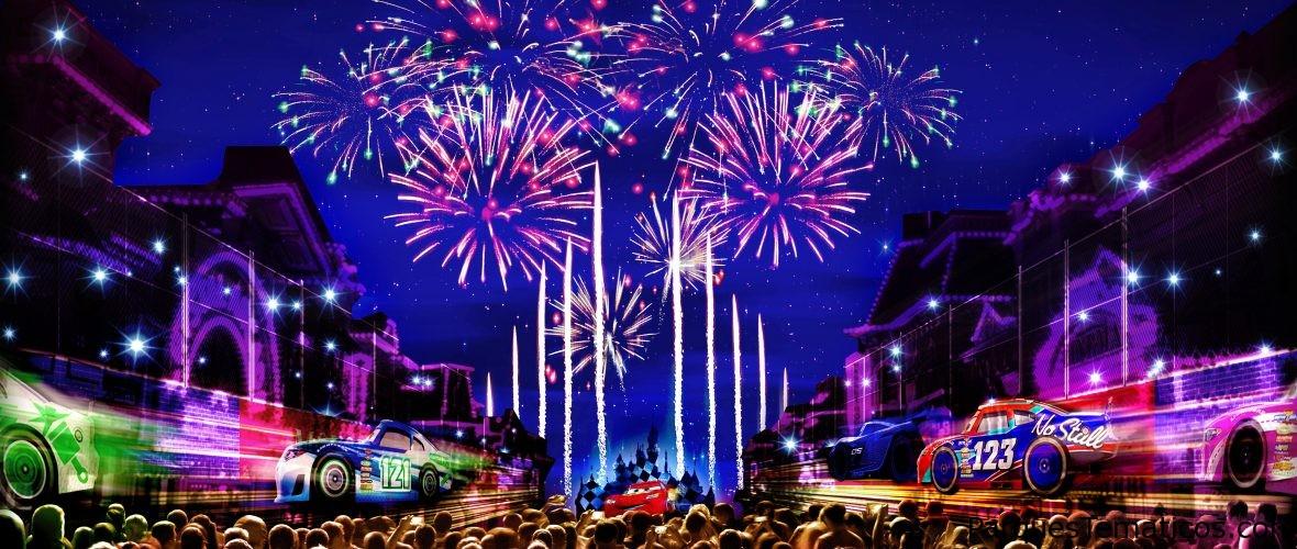 Pixar Fest, en Disneyland Resort del 13 de abril al 3 de septiembre de 2018