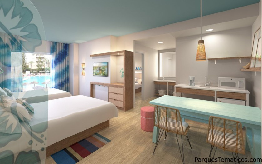 REVELAMOS EL NOMBRE: UNIVERSAL'S ENDLESS SUMMER RESORT – SURFSIDE INN AND SUITES & DOCKSIDE INN AND SUITES