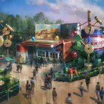 Woody's Lunch Box da un giro moderno a platos xlásicos en Toy Story Land