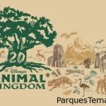 Iconic Centerpiece of Disney's Animal Kingdom Inspires 20th Anniversary Merchandise Collection