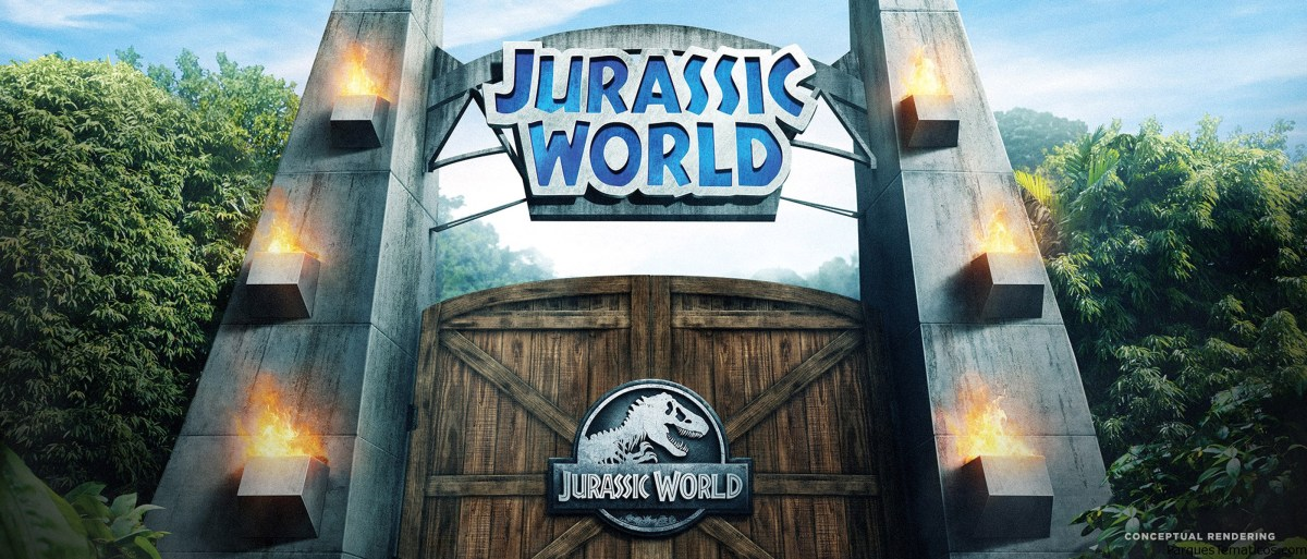 Jurassic World se renueva en 2019 en Universal Studios Hollywood