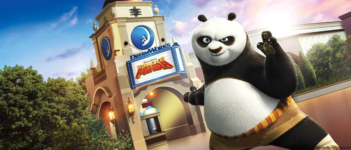 DreamWorks presenta Kung Fu Panda el 15 de junio en Universal Studios Hollywood