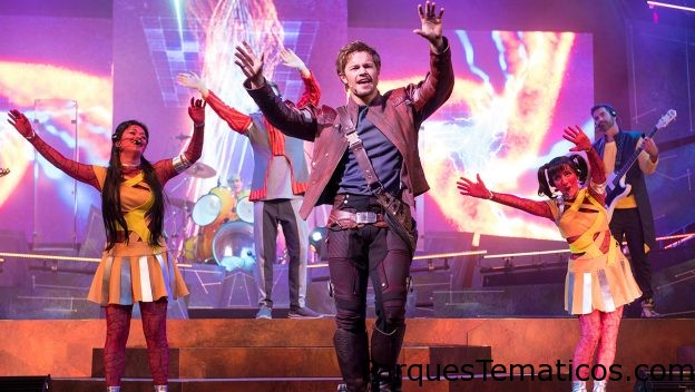 The Guardians of the Galaxy – Awesome Mix Live!
