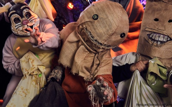 TRICK 'R TREAT vuelve a Halloween Horror Nigths