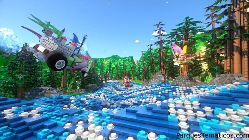The Great Lego Rac