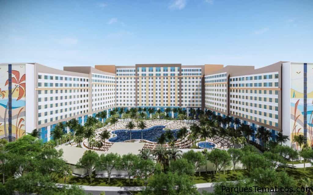Nuevos Hoteles de Universal
