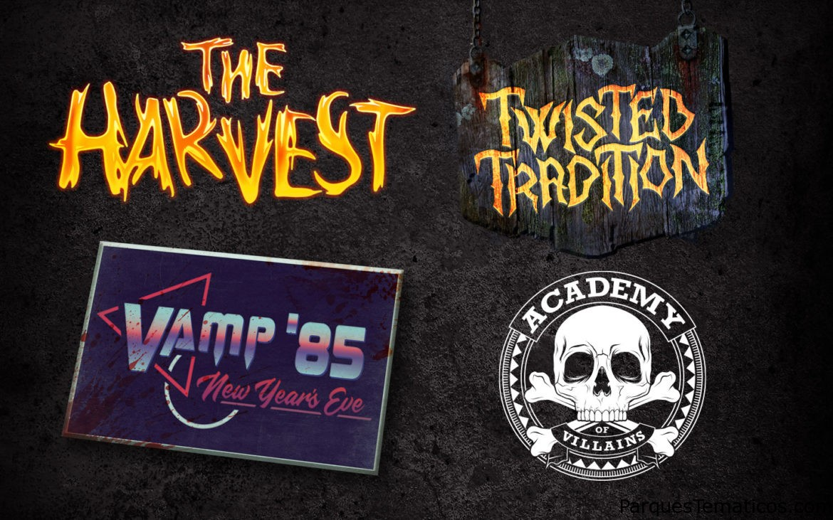 Más casas este año en HALLOWEEN HORROR NIGHTS