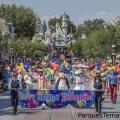 Disneylandia California celebra hoy 17 de julio, 63 años de diversión