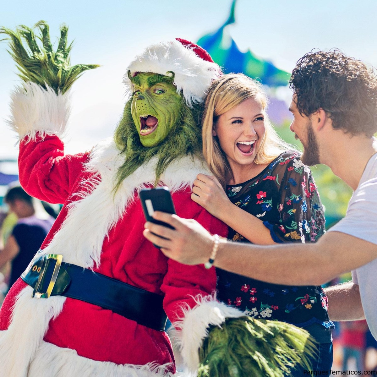 Grinchmas en Universal Studios Hollywood