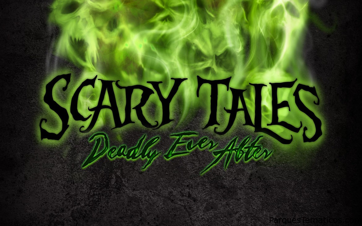 Entra en las Historias retorcidas de Scarytales: Deadly Ever After en Halloween Horror Nights