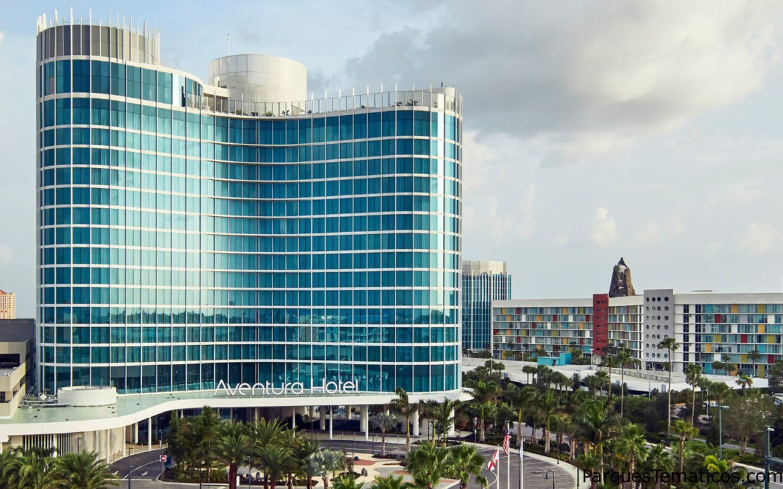 Aventura Hotel de Universal, abrió sus puertas
