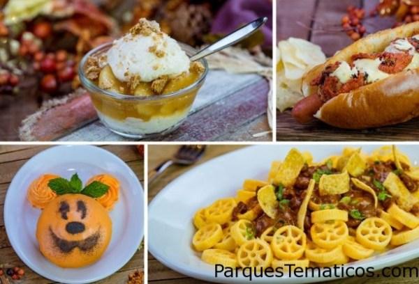 Mas opciones foodies para Halloween 2018