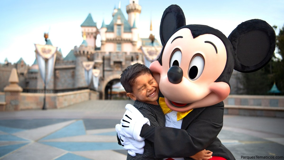 Consejos para visitar Disneylandia con niños preescolares