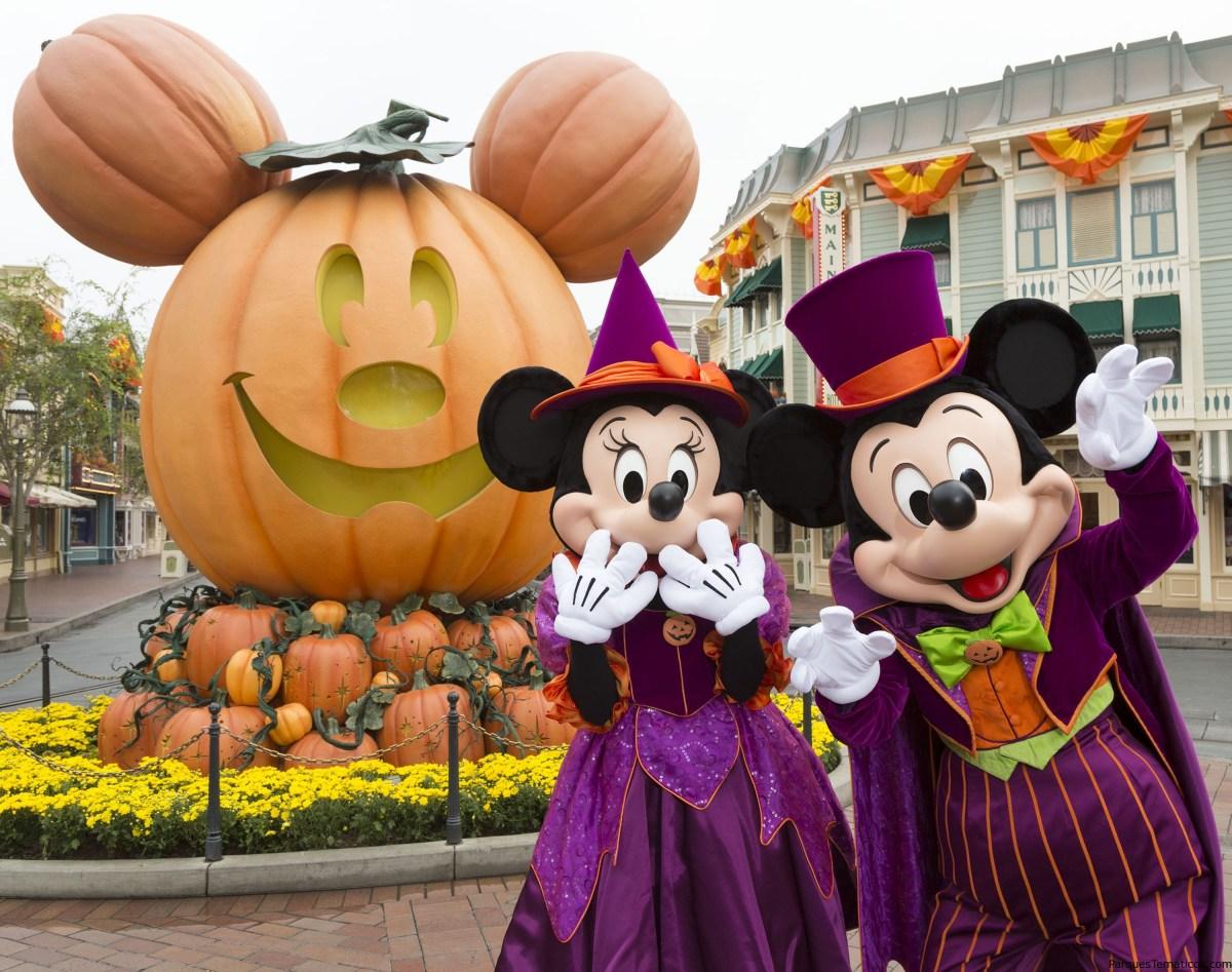 Más días para celebrar Halloween en Disneyland y Disney California Adventure, del 7/08 al 31/10