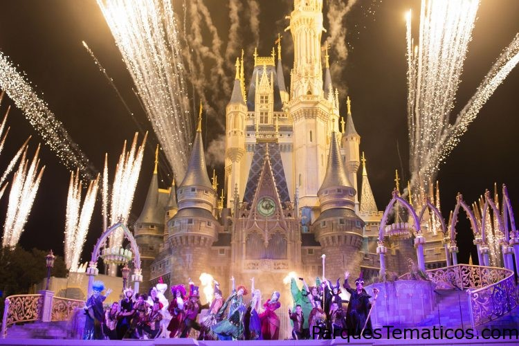 13 datos divertidos sobre la fiesta de Halloween no tan temible de Mickey en Magic Kingdom Park