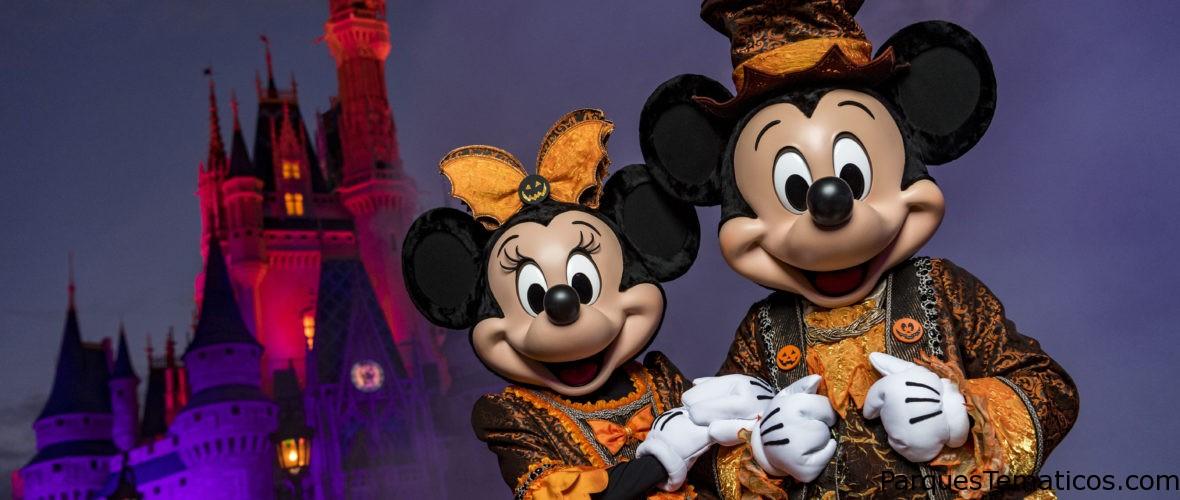 Nuevas experiencias espeluznantes llegan a la fiesta de Halloween de Mickey en Walt Disney World Resort