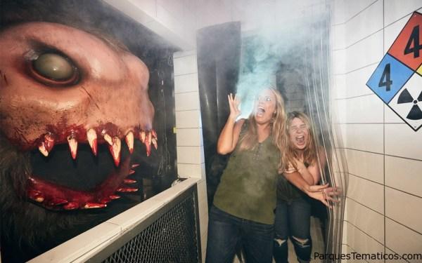 Comenzó Halloween Horror Nigths y te mostramos todo