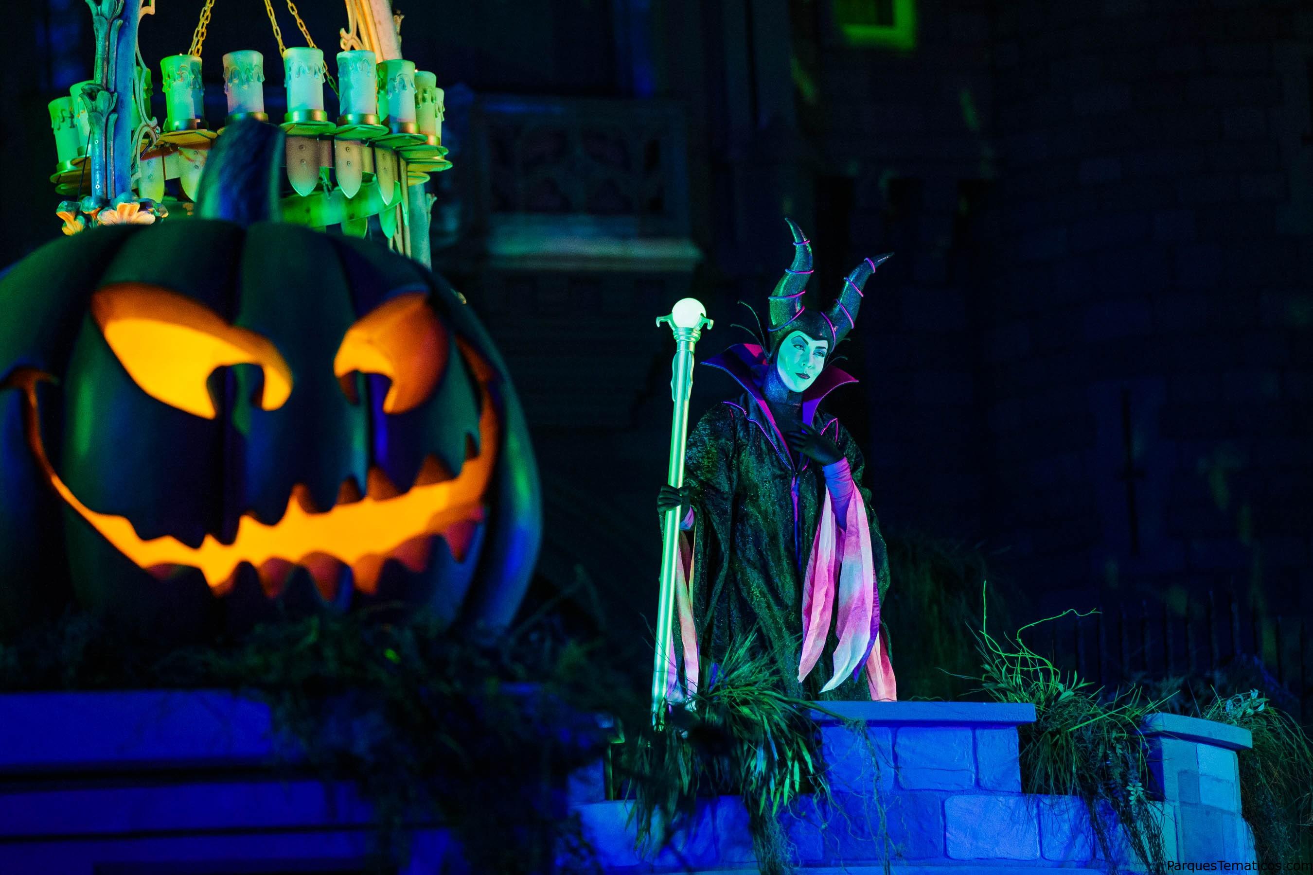 Mickey's Not-So-Scary Halloween Party en Walt Disney World 2018