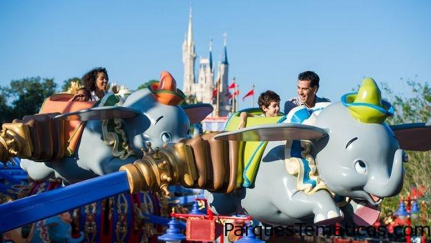 Nuevas herramientas de planificación en línea, boletos basados en fechas ahora disponibles en Walt Disney World Resort