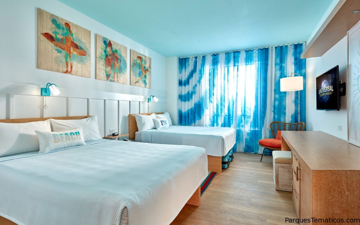 Universal´s Endless Summer Resort – Surfside Inn and Suites