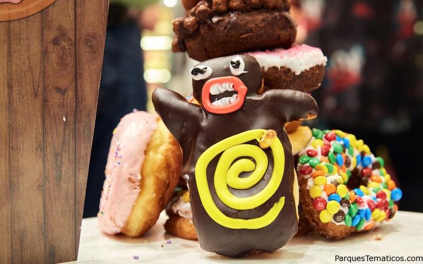 1. Desayuna en Voodoo Doughnut