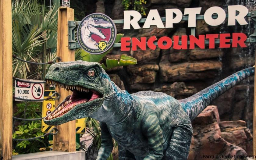6. Encuentrate cara a cara con un dinosaurio