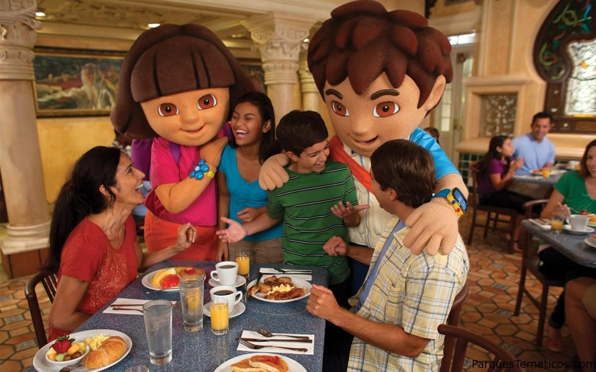 Top Ten de actividades divertidas con hijos en Universal Orlando Resort