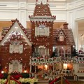 La casita de jengibre en Disney's Grand Floridian Resort & Spa