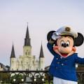 Disney Cruise Line saldrá de Nueva Orleans por primera vez a principios de 2020