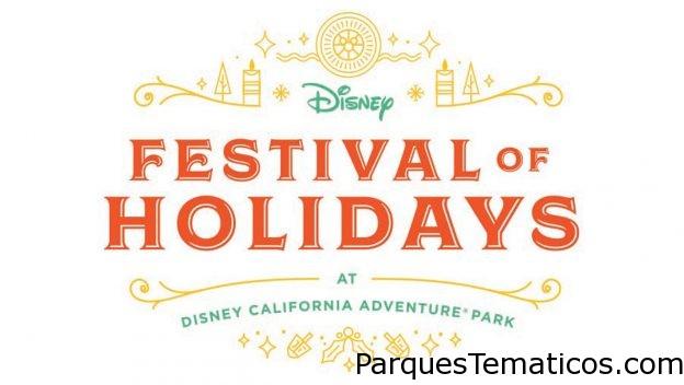 Celebrando las tradiciones durante el Festival de Vacaciones de Disney en el Parque de Aventura Disney California