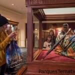 Mary Poppins vuelve a Disneylandia con una galeria de Memorabilia por su estreno en los cines