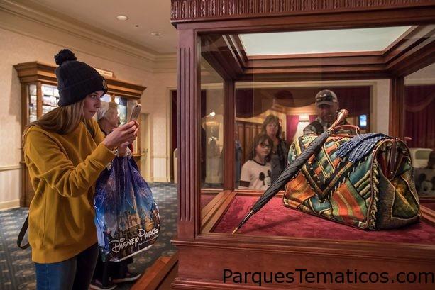 Disney's 'Mary Poppins Returns' Film Memorabilia Gallery Now Open at Disneyland Park