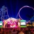 Maclemore, Pitbull y más bandas en el Mardi Gras 2019 en Universal Orlando