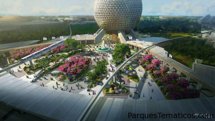 Muy pronto llegará la renovación completa de Epcot en Orlando