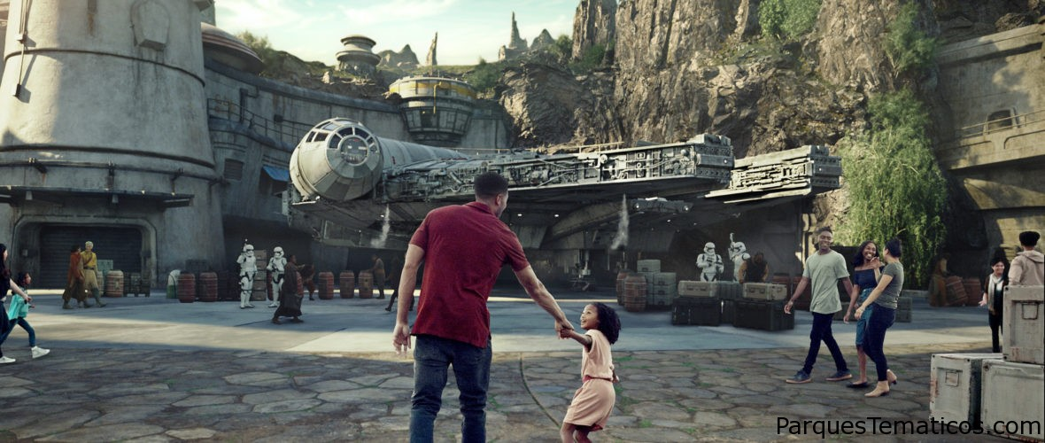 Star Wars: Galaxy's Edge abrirá en Disneylandia el 31 de mayo y en Walt Disney World el 29 de agosto