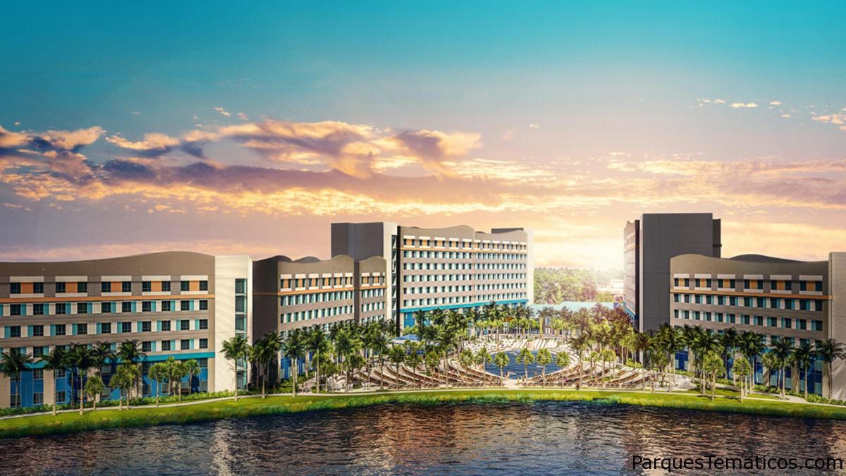 Universal's Endless Summer Resort – Surfside Inn and Suites le dará la bienvenida a sus primeros huespedes el 27 de Junio de 2019