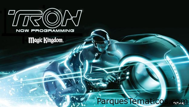 TRON abrirá en Magic Kingdom Park para el 50 aniversario de Walt Disney World en 2021