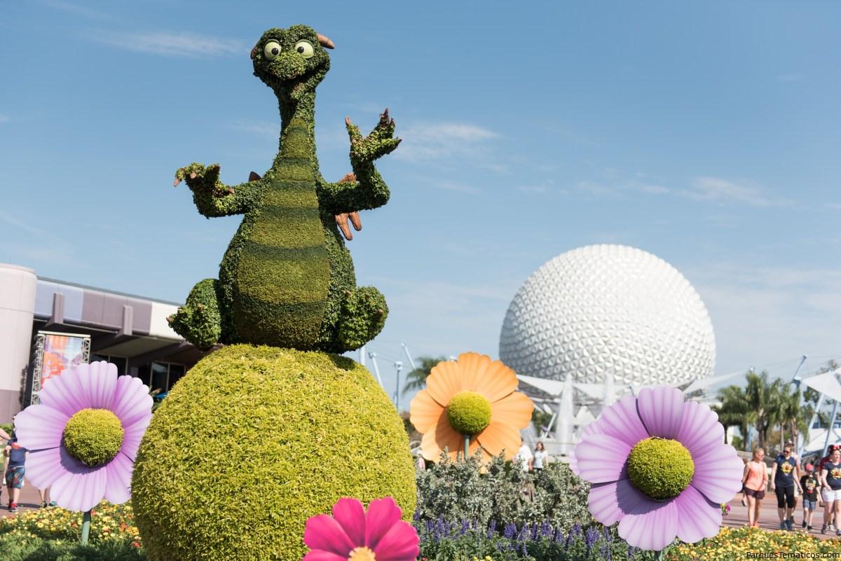 El 26º Festival Internacional de Flores y Jardines de Epcot florece durante 90 días