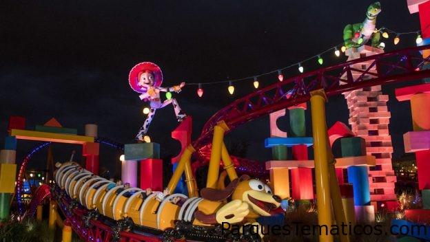 After-Hour Nights en Disney's Hollywood Studios por su celebración de 30 años