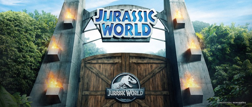 Jurassic World - The Ride llega en verano a Universal Studios HollywoodJurassic World - The Ride llega en verano a Universal Studios Hollywood