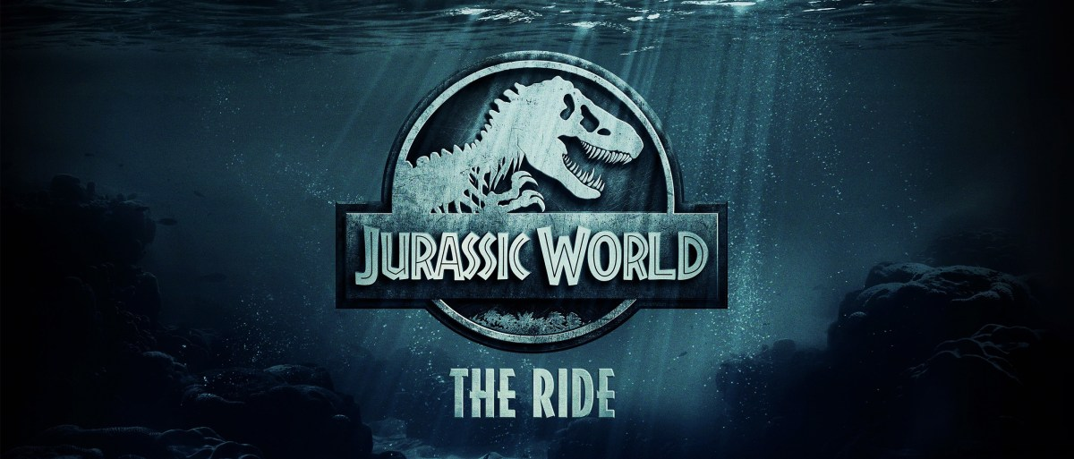 Jurassic World – The Ride llega en verano a Universal Studios Hollywood
