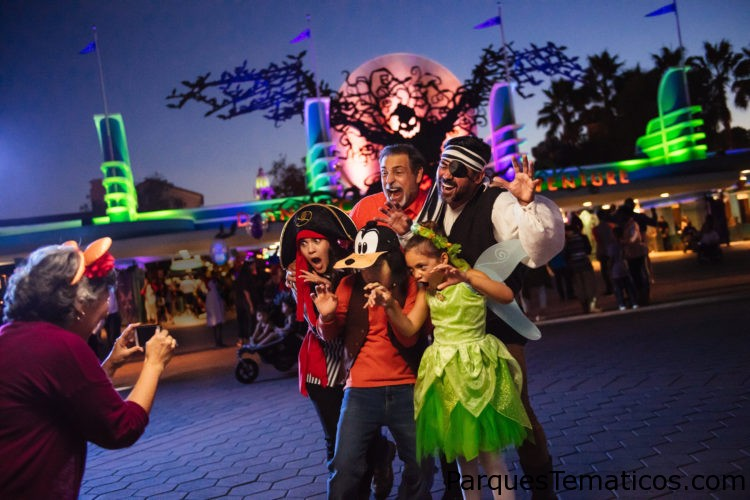 Disneyland Resort debutará Oogie Boogie Bash en Disney California Adventure