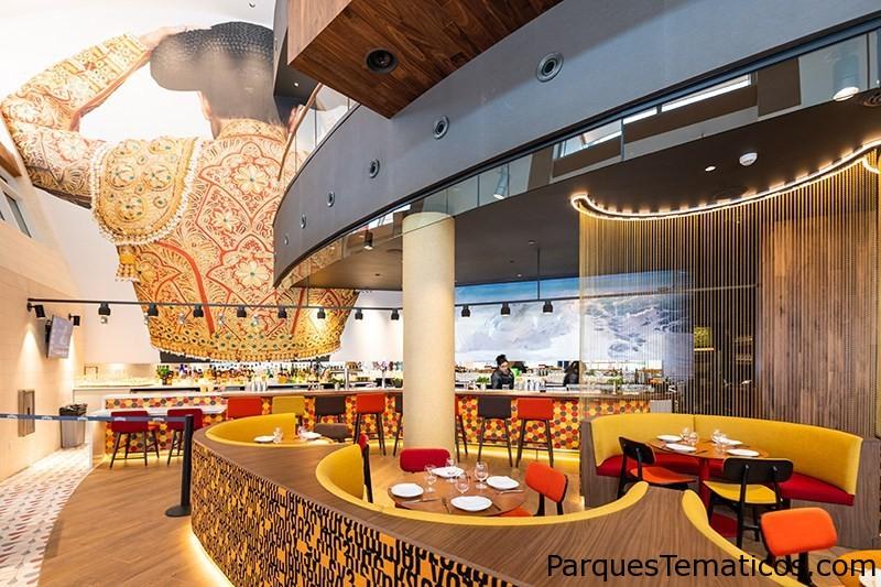 Jaleo con el Chef José Andrés abrió en Disney Springs, celebrando la tradicional comida española