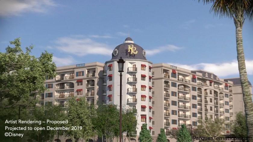 Disney's Riviera Resort, nuevo hotel en Orlando
