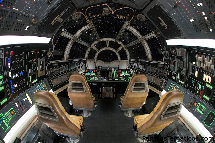 Star Wars: Galaxy's Edge invita a visitantes a convertirse en héroes de sus propias aventuras